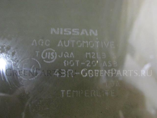 Стекло на Nissan X-Trail NT32 MR20DD
