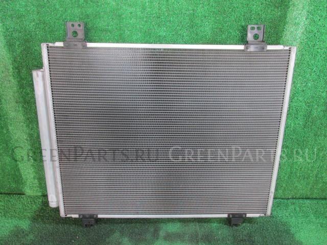Радиатор кондиционера на Toyota Hiace KDH205V 2KD-FTV