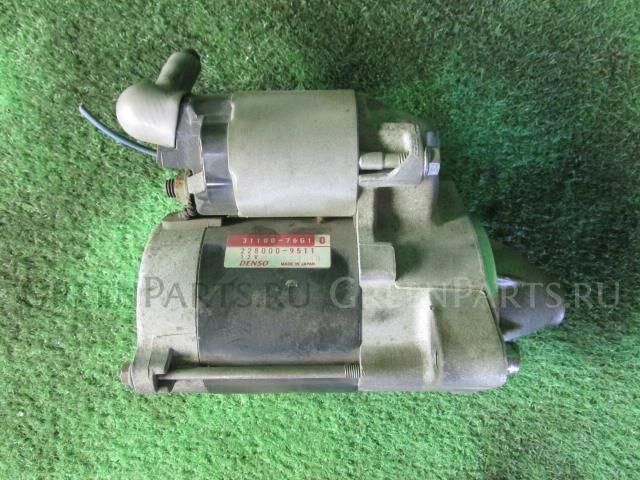 Стартер на Suzuki Alto HA24V K6A