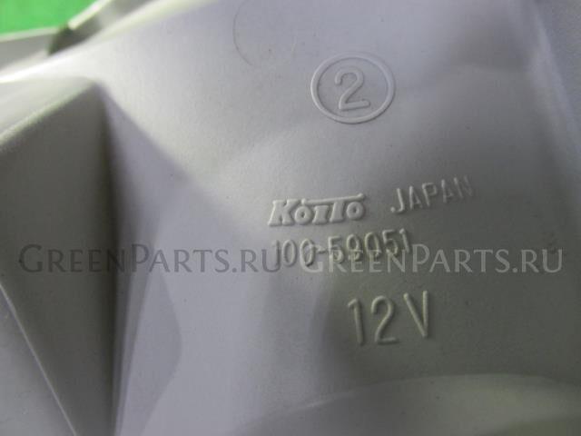 Фара на Mazda Az-wagon MJ21S K6A 100-59051