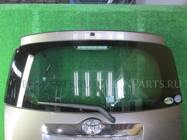 Дверь задняя на Toyota Ractis SCP100 2SZ-FE
