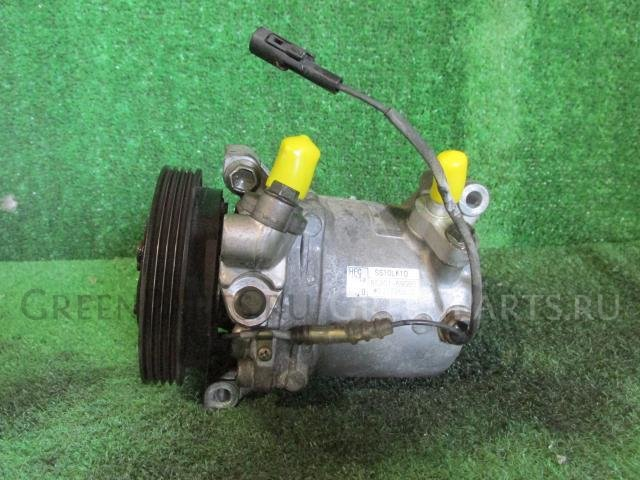Компрессор кондиционера на Suzuki Wagon R Solio MA34S M13A