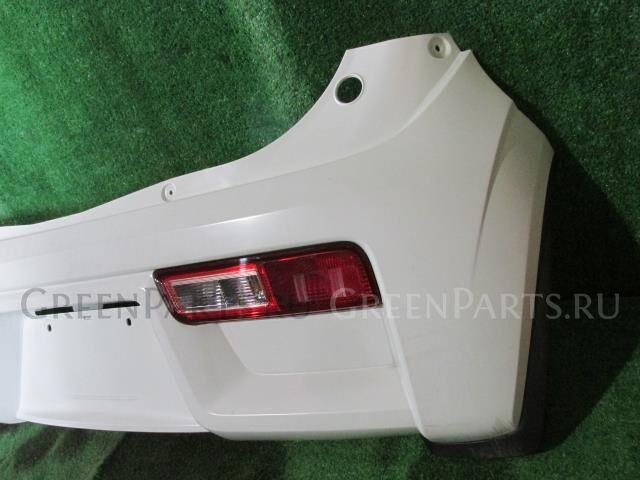Бампер на Suzuki Alto HA36V R06A