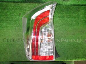 Стоп на Toyota Prius ZVW30 2ZR-FXE