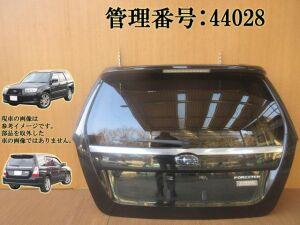 Дверь задняя на Subaru Forester SG5 EJ205
