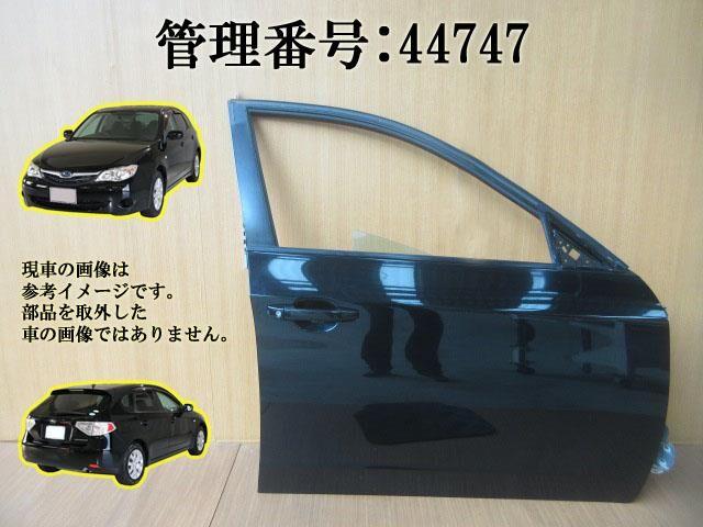 Дверь боковая на Subaru Impreza GH8 EJ20X