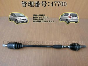 Привод на Honda Fit GE6 L13A