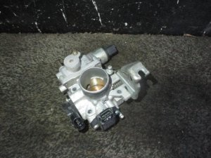 Дроссельная заслонка на Nissan Moco MG22S K6AT