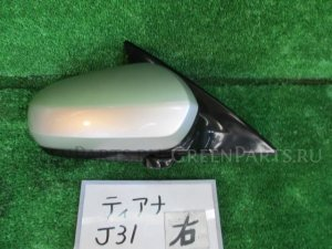 Зеркало двери боковой на Nissan Teana J31 VQ23DE