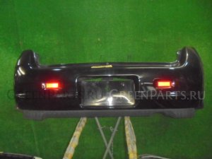 Бампер на Suzuki Kei HN11S F6AT