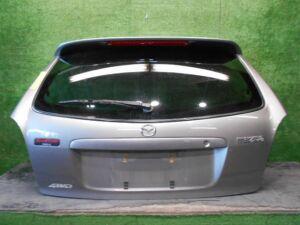 Дверь задняя на Mazda Familia BJFW FS-ZE