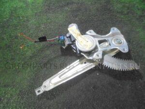 Стеклоподъемный механизм на Nissan Juke YF15 HR15DE