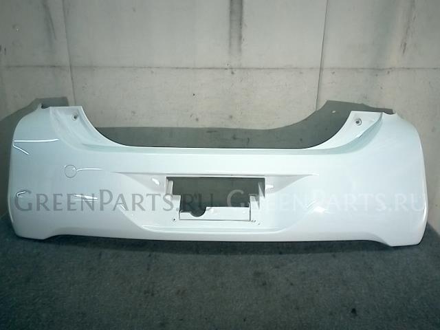 Бампер на Toyota Passo KGC30 1KR-FE