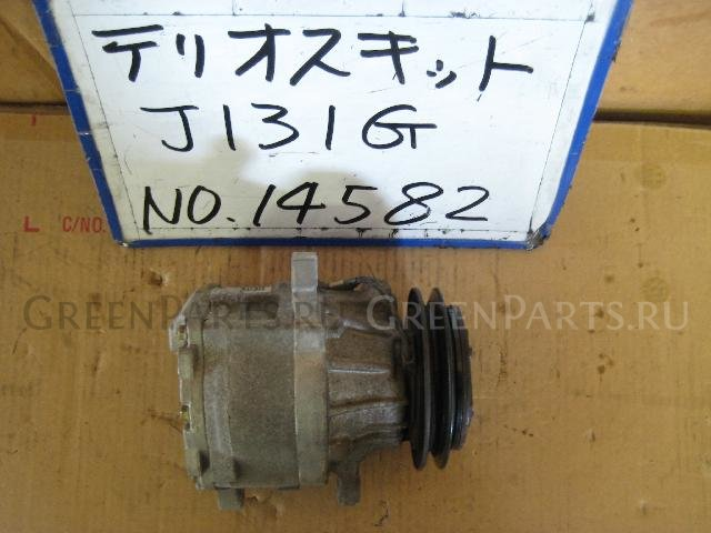 Компрессор кондиционера на Daihatsu Terios Kid J131G EF-DEM