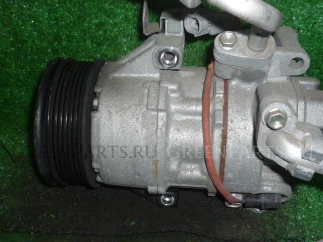 Компрессор кондиционера на Toyota Vitz SCP90 2SZ-FE