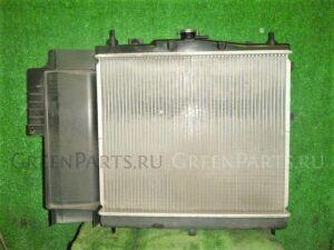 Радиатор двигателя на Nissan Note E11 HR15DE