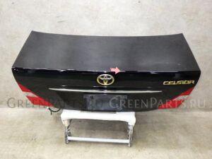 Крышка багажника на Toyota Celsior UCF31 3UZFE