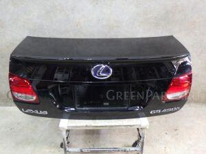 Крышка багажника на Toyota LEXUS GS GWS191 2GRFSE
