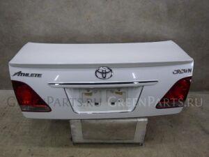 Крышка багажника на Toyota Crown GRS180 4GRFSE