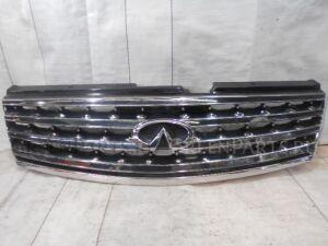 Решетка радиатора на Nissan Fuga PY50 VQ35DE