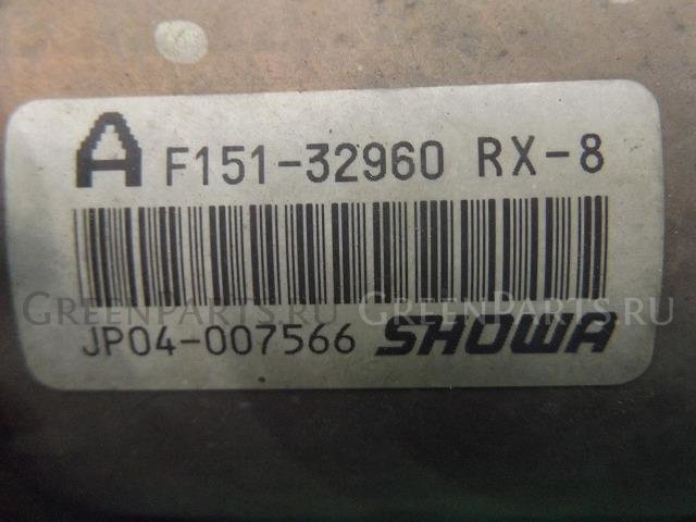 Рулевая рейка на Mazda Rx-8 SE3P 13B-MSP
