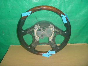 Руль на Nissan Cube AZ10 CGA3DE