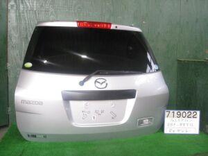 Дверь задняя на Mazda Familia BVY12 HR15DE