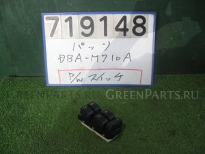 Блок упр-я стеклоподъемниками на Toyota Passo M710A 1KR-FE