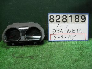 Спидометр на Nissan Note NE12 HR12DE