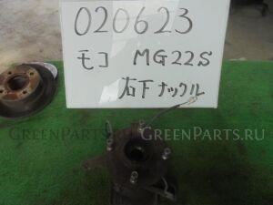Ступица на Nissan Moco MG22S K6A