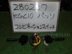 Переключатель поворотов на Toyota Passo KGC10 1KR-FE