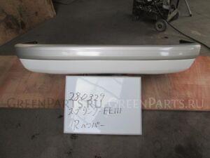 Бампер на Toyota Sprinter EE111 4E-FE