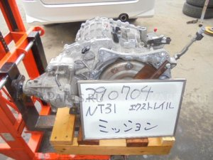 Кпп автоматическая на Nissan X-Trail NT31 MR20DE