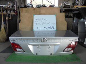 Крышка багажника на Toyota Windom MCV30 1MZ-FE