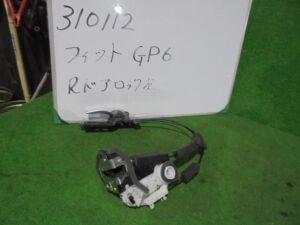 Замок двери на Honda Fit GP6 LEB-H1