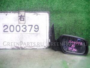 Зеркало двери боковой на Mazda Demio DY3W ZJ-VE