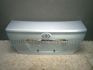 Крышка багажника на Toyota Allion NZT240 1NZ-FE