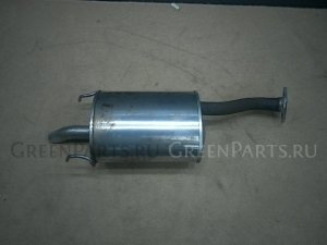 Глушитель на Honda Fit GD3 L15A