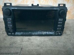 Автомагнитофон на Toyota Allion ZRT260 2ZR-FE