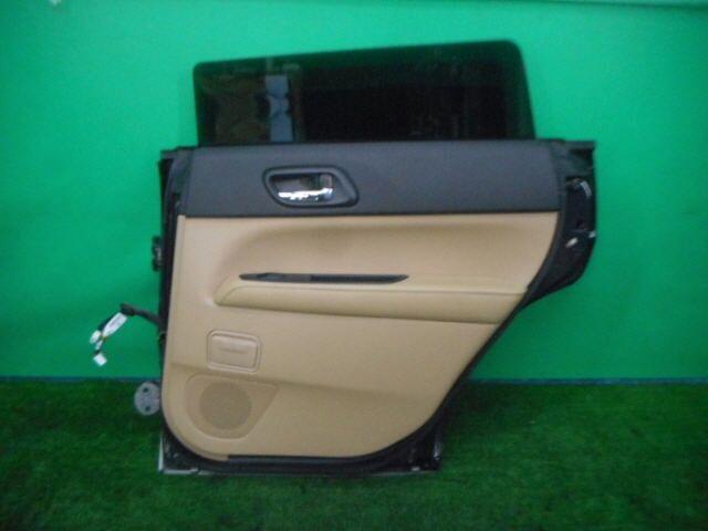 Дверь боковая на Subaru Forester SG5