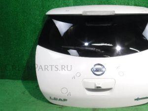 Дверь задняя на Nissan Leaf AZE0