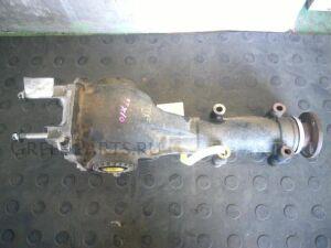 Редуктор на Subaru XV GP7 FB20ASZH4F