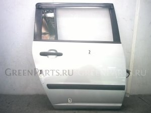 Дверь боковая на Toyota Probox NCP59G 1NZ-FE