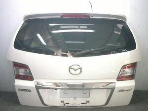 Дверь задняя на Mazda Mpv LY3P L3-VE