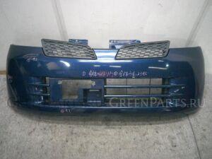 Бампер на Nissan Moco MG21S K6A
