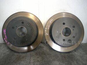 Тормозной диск на Toyota Mark X GRX125 4GR-FSE