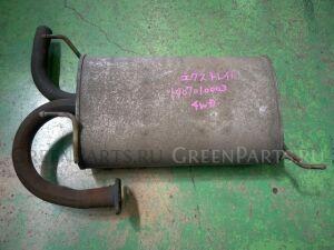 Глушитель на Nissan X-Trail NT30 QR20DE