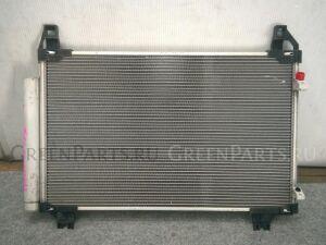 Радиатор кондиционера на Toyota Porte NSP140 1NR-FE