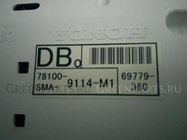 Спидометр на Honda Stream RN6 R18A-176