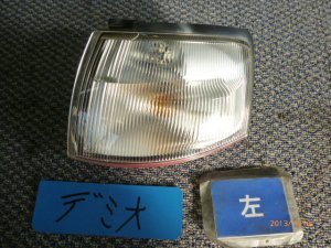 Поворотник к фаре на Mazda Demio DW3W 041-1431
